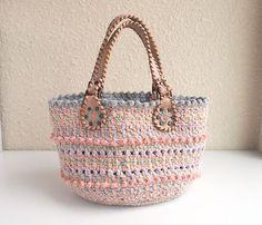 Nory crochet purse