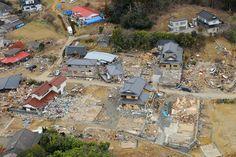 Oshima-Mura, Japan... 11 days after the earthquake...