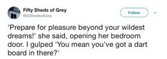 cool Fifty Sheds Of Grey ( 47+ Funny Tweets)