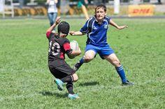 Si diffondono sempre di più gli sport alternativi tra i bambini, come il rugby, il baseball e il football americano. Sono sì a misura di bimbo, ma le contusioni sono in agguato