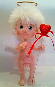 Сердечный ангел Сёмушка