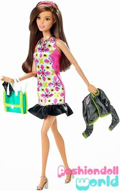 Barbie Style Party - Teresa 2015: