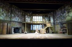 The Miser designed by Libby Watson