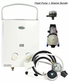 The Marey Portable 5L Tankless Water Heater is perfect for your next family…