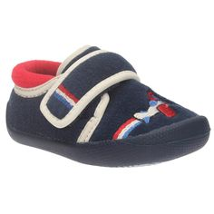 a6606554d036a Clarks Shilo Jake Boys First Slippers - Boys from Charles Clinkard UK Clarks,  Mary Janes