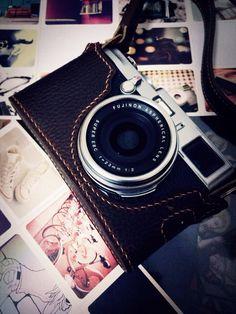 New toy~Fujifilm X100s