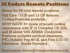 Hiring 26 Coders for Remote Positions!