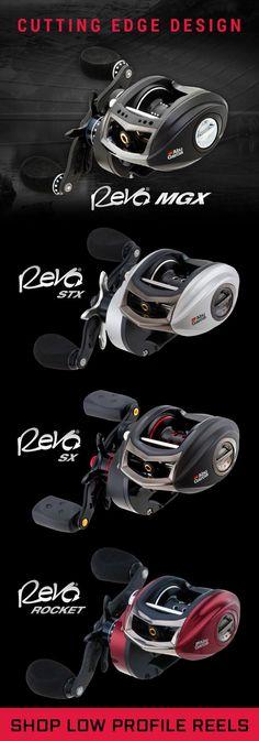 Fishing Reels, Fishing Rods, REVO Reels | Abu Garcia®