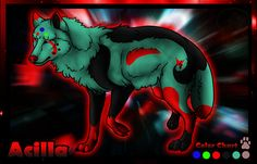Home - AzureHowl official website ok i know shes bad but i love her markings