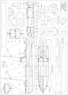 Boat Plans: What You Must Know Before Choosing One Model Ship Building, Boat Building Plans, Model Sailing Ships, Model Ships, Ship Map, Model Boat Plans, Wood Boat Plans, Ship Drawing, Boat Projects