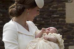 Así ha sido el bautizo la princesa Charlotte de Cambridge - Foto 6