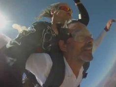 Saltos Tándem en Skydive Jerez - YouTube
