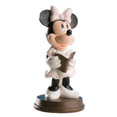 Figura de Minnie para la tarta de comunión. Una original elección