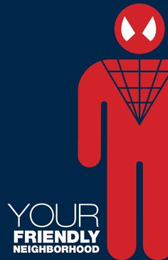 Spiderman, by Michelle Samuels, Rochester Institute for Technology.