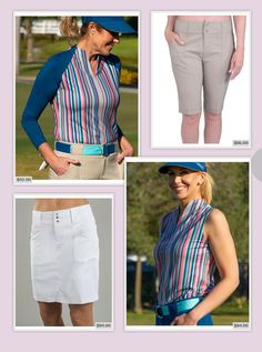 Need new golf apparel? Jofit takes pride in offering women a variety of golf clothing. Check these out today from Lori's Golf Shoppe!