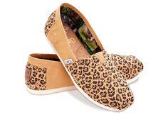 TOMS Jaguar Classic Canvas Shoes