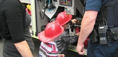Kid's Safety Day at Museum of Flight in Tukwila - June 28, 2013