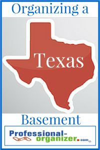 """Here in Texas we have a """"Texas Basement"""" or known as an attic in the rest of our country.  Here are some basic tips on #organizing an attic or basement."""