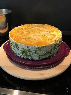Mango-Joghurt-Torte mit Frischkäse by K.Welzhofer on www.rezeptwelt.de