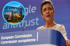 La #UE dice que #Google engaña a consumidores y competidores #navegadorweb #competencia #consumidor #internet #unióneuropea #méxico