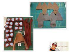 Um blog sobre artesanato, bonecas de pano, feltro, PAP, moldes.