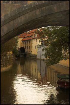 Old world charm in Prague