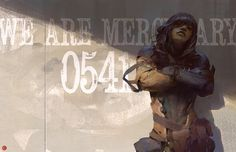We Are Mercenary by madspartan013.deviantart.com on @deviantART