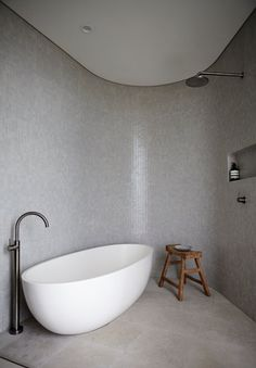 Bathroom   Cliff Top House by Hare + Klein   est living
