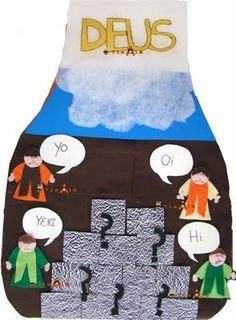 Torre de Babel (A TORRE DO ORGULHO)