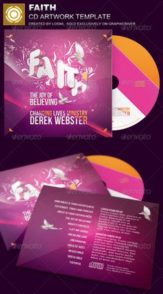 The Faith CD Artwork Template is sold exclusively on graphicriver, it can be used for your Church Events, Sermons, Gospel Concert etc, or for any other marketing projects.
