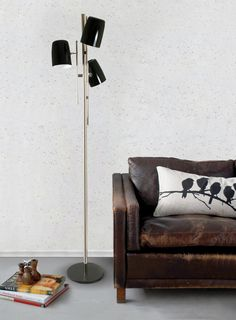 DelightFULL's Floor Lamp www.delightfull.eu | How to Create a Mid-Century Modern Home Using Floor Lamps - see more at - http://contemporarylighting.eu/2016/03/22/create-mid-century-modern-home-using-floor-lamps/