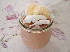 Bananen-Kokos-Porridge, ein schmackhaftes Rezept aus der Kategorie Kochen. Bewertungen: 42. Durchschnitt: Ø 4,6.