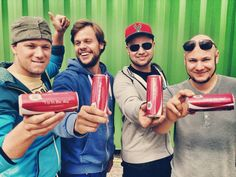 """Wow, how cool is that, we made it with #UpInTheSky on a Coca-Cola Can!  #SayItWithASong"""