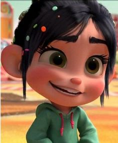 Vanellope is amazing! Disney Pixar, Disney Wiki, Disney Fan Art, Disney Movies, Wallpaper Iphone Disney, Cute Disney Wallpaper, Cute Cartoon Wallpapers, Cartoon Icons, Cartoon Memes