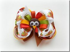 Turkey bow!