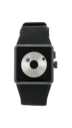 Cool watch, not sure if I'd be able to tell time on it though. :)