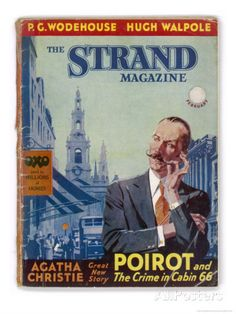 """Agatha Christie's Poirot short story, also published as one of Poirot's early cases, """"Problem at Sea."""""""