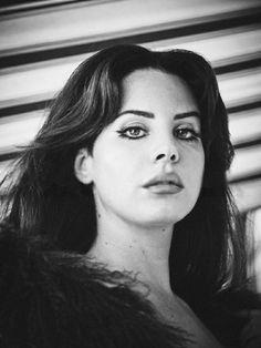 OUTTAKE: Lana by Jork Weismann for 'Interview Magazine' (2015)