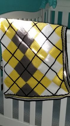 Ravelry: Argyle Entrelac pattern by Shannan Washburn