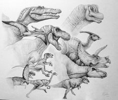 The Best of Jurassic Park by Ashley Schultz