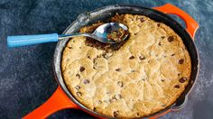 Grant's Skillet Cookie ...