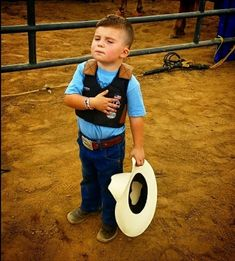 A REAL Rodeo Man!
