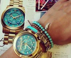 Michael Kors...if anyone is wondering what id like..a Michael Kors watch;)