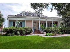 30 Nassau, Metairie, LA 70005 Golf Course living in this stunning home on oversized lot! List Price: $2,550,000