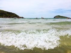 Conheça praias de Imbituba, SC