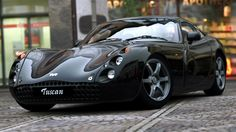 2000 TVR Tuscan Speed Six