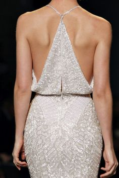 so pretty, love this back shape