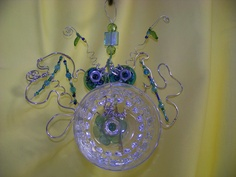 """Bugs to Blooms crafts whimsical garden art from re-purposed glassware.  Wine glasses and other glass items are transformed into garden """"bugs"""", and all are handmade in Cincinnati.  Dawn Rogers, Local Artisan, bugstoblooms@yahoo.com Garden Bugs, Arts And Crafts, Diy Crafts, Book Gifts, Yard Art, Whimsical, Unique Gifts, Projects To Try, Artisan"""