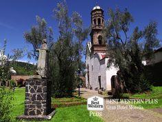 """EL MEJOR HOTEL DE MORELIA. En Best Western Plus Gran Hotel Morelia, le invitamos a hospedarse con nosotros y recorrer alguno de los 8 pueblos mágicos de Michoacán. Uno de ellos es Tzintzuntzan, que es un lugar lleno de encanto colonial y cuyo nombre significa """"lugar de colibríes"""". http://www.bestwesternplusmorelia.com.mx"""