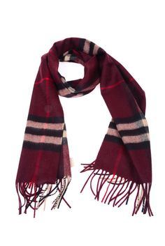 eBay  Sponsored Scarf Burberry Scarf Scarves Foulard % Mu Giant Icon Man  Red 3826754. Men s Accessories c0330098e7c